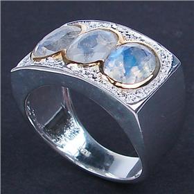 Wonderful Citrine Sterling Silver Bracelet Size Freet