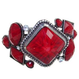 Fancy Red Fashion Bracelet