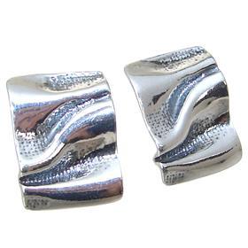 Sterling Silver Earrings Stud