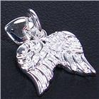 Angel Wings Sterling Silver Pendant Jewellery