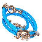 Blue Fancy Fashion Bracelet