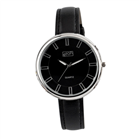 Eton Boxed Round Case Leather Straps Watch