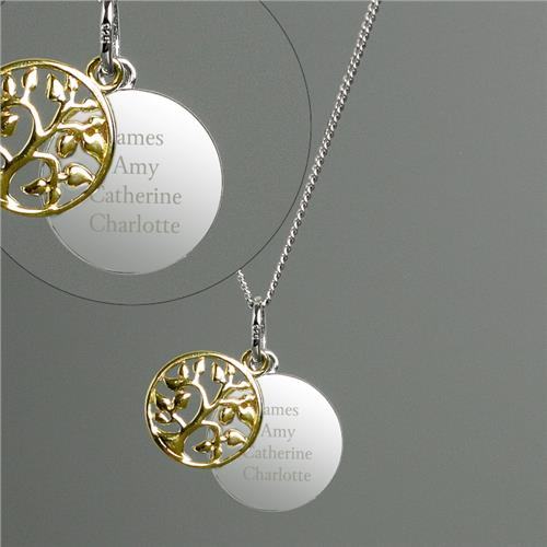 """9ct Gold Peridot round Pendant and 18/"""" chain Gift Boxed necklace Made in UK Xmas"""