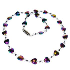 Titanum Shine Magnetic Fashion Necklace 16 inches long