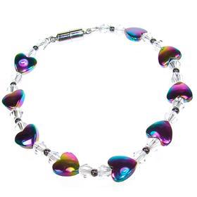 Magnetic Titanum Shine Fashion Bracelet