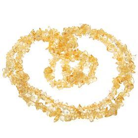 Sunny Citrine Necklace Jewellery