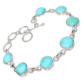 Turquoise Sterling Silver Bracelet Jewellery