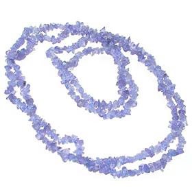Marvelous Amethyst Necklace 34 inches long
