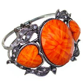 Large Fancy Fashion Bangle