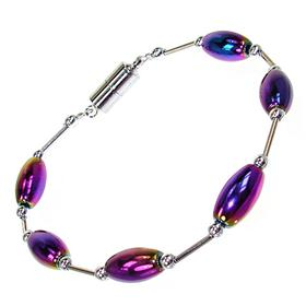 Magnetic Titanum Shine Fashion Bracelet