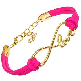 Gorgeous Pink Fashion Bracelet
