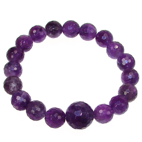 Incredible Design! Amethyst Bracelet