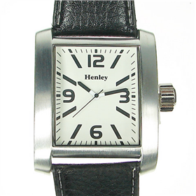 Boxed Henley Strap Watch