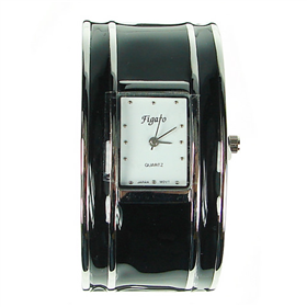 Boxed Figaro Bangle Watch
