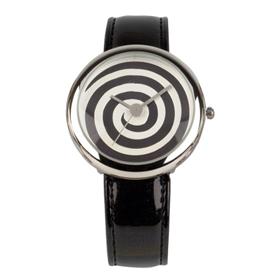 Eton Boxed Leather Straps Watch
