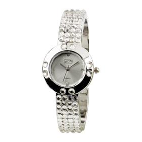 Eton Round Diamante Bangle Watch