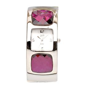 Eton boxed Cut Stones on Bangle Watch