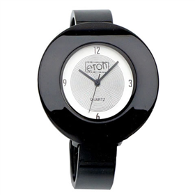 Eton Boxed Coloured Metal Bangle Watch