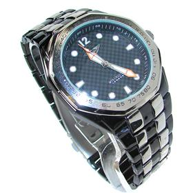 Boxed WingMaster Stainless Steel Strap Watch