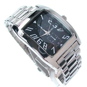 Boxed Henley Stainless Steel Strap Watch