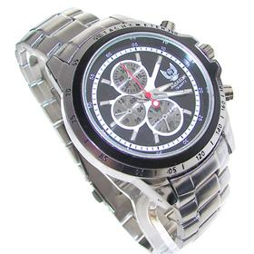 Boxed AviatorSports Stainless Steel Strap Watch