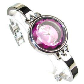 Boxed Eton Cut glass effect case bracelet Watch