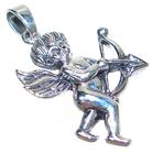 Fascinating Sparkle Sterling Silver Pendant